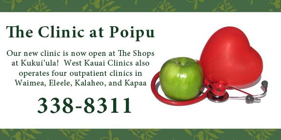Clinic at Poipu