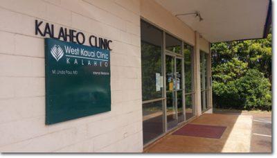 Kalaheo Clinic
