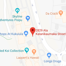Google Map of The Clinic at Poipu