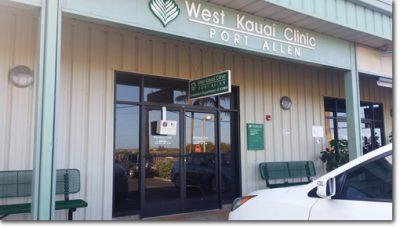 Port Allen Clinic