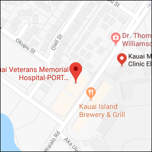 WKC - Port Allen Map